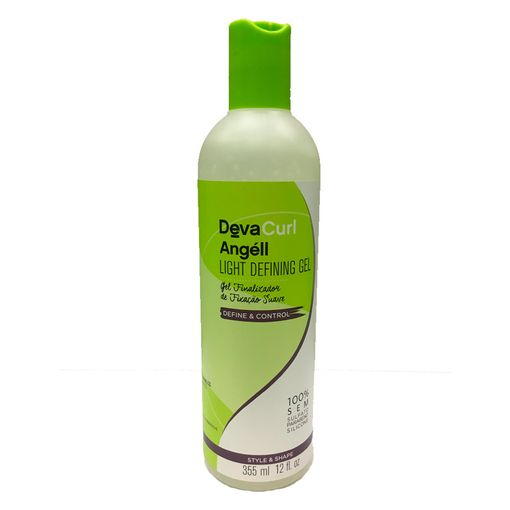 Deva Curl Gel Finalizador Anti-Frizz Angéll - Gel Finalizador - 355ml